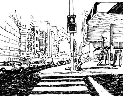 A Day (Illustration)