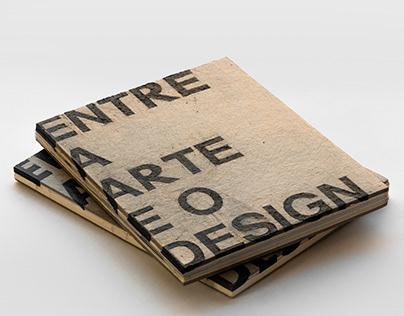 An art catalogue for Hugo de Almeida Pinho