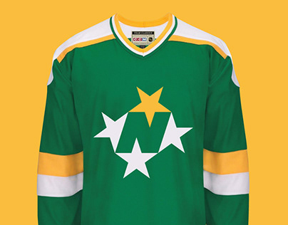 North Stars Rebrand