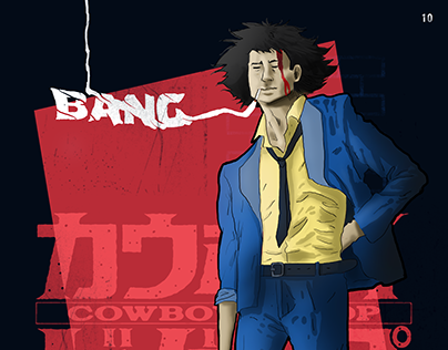 Bang - Cowboy Bebop