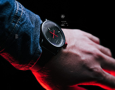 SVPER11 - Apollo 11 Moon Landing inspired watch