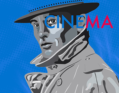 Cinema Francés Poster