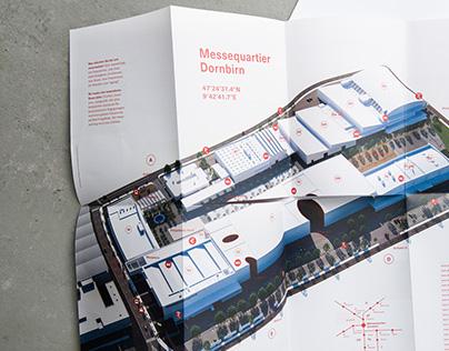 3D Map / Messe Dornbirn