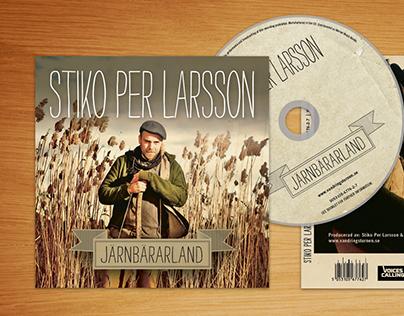 "STIKO PER LARSSON ""JÄRNBÄRARLAND"""