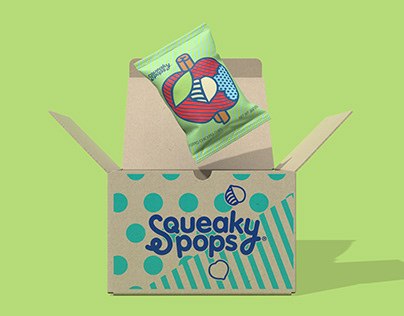 Squeaky Pops - Pop Chips
