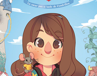 [BD/comic] Envers des Contes Vol.1