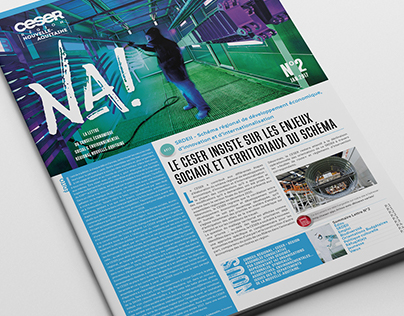 NA! Letter Issue N°2