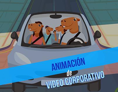 Animación de videos corporativos
