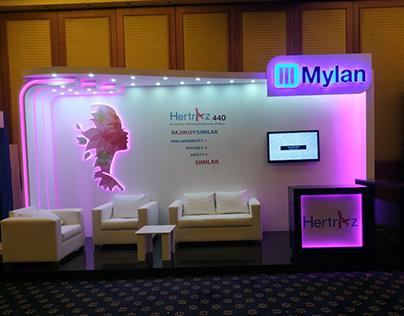 mylan booth
