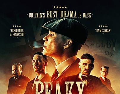 Peaky Blinders Season 6 Concept Keyart