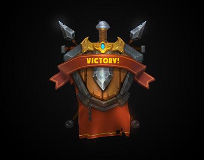 Achievement Game Icon + animation