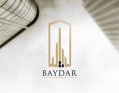 Baydar Construction & Investment - Branding