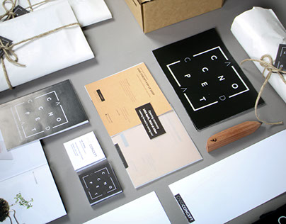CAAD CONCEPT Pop-up Shop - Founded in 2016