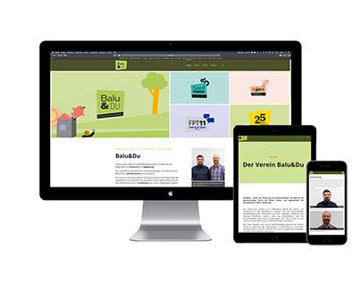 Website balu.wien