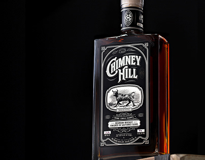 Chimney Hill Bourbon Whiskey