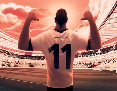 Vodafone Arena - Countdown