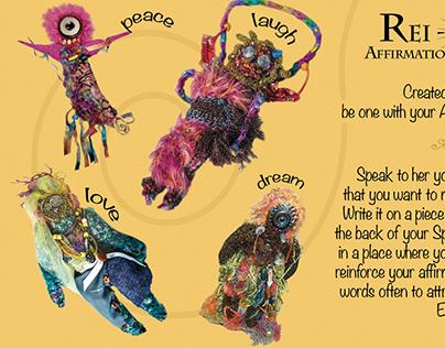 Affirmation Spirit Dolls