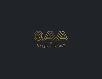 QAVA x Martín Afinador / Branding