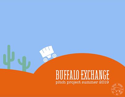 Buffalo Exchange: CBC Summer Internship Project 2019
