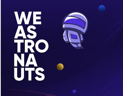 We Astronauts Branding