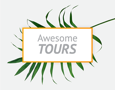 Awesome Travel — Tour Search Website