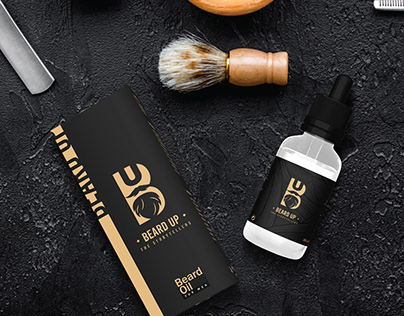 beard up - branding & Packaging