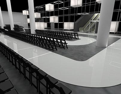 Set Design Designer Preview Fashion Show 2015