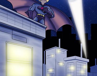 Fruit-Bat Man