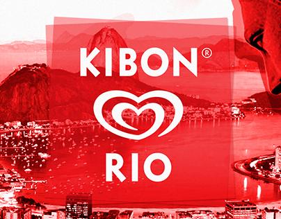 Kibon ama Rio / Wall's love Rio / Good Humor love Rio