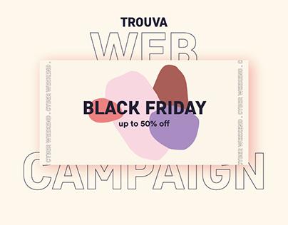 Trouva's Cyber Weekend