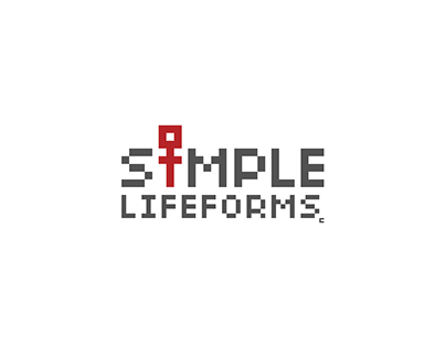 Simple Lifeforms - Logo & Website