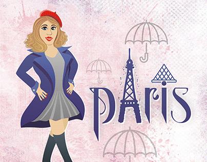 Paris the capital of France