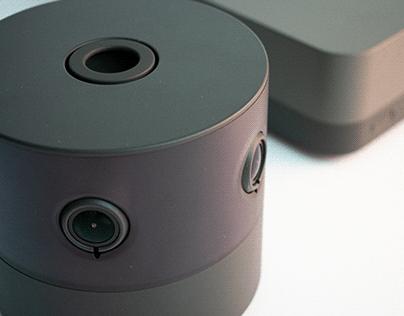 Prometheus _ 360 Conference Camera