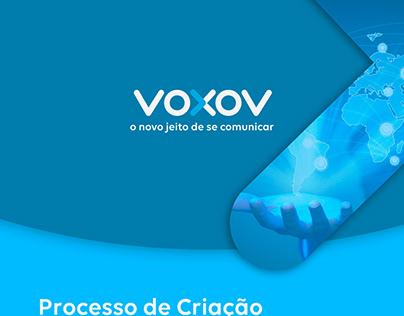Apresentação de marca - VOXOV