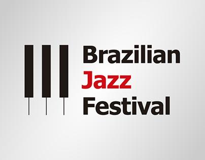 Logotipo do Brazilian Jazz Festival