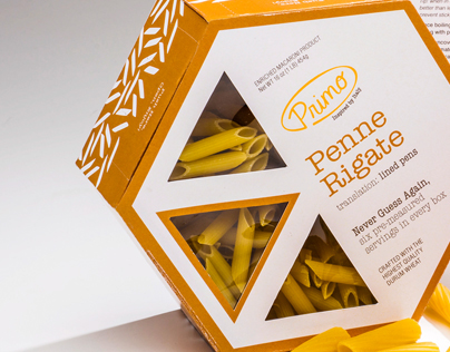 Primo | Pasta Packaging & Brand Development