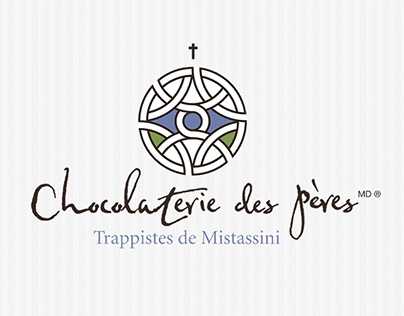 Chocolaterie des pères Trappistes website design