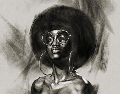 Portrait study 02