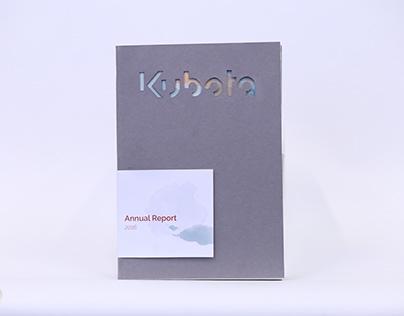 Kubota Annual Report