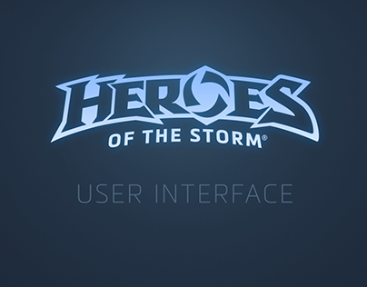 Heroes of the Storm User Interface