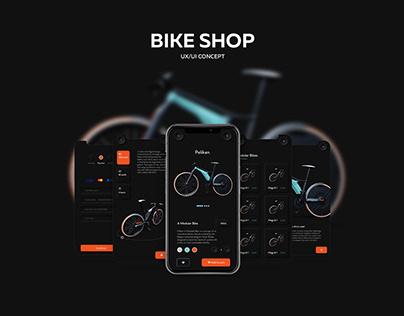 Bike shop design concept