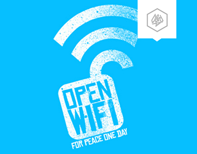 Open WiFi For Peace One Day