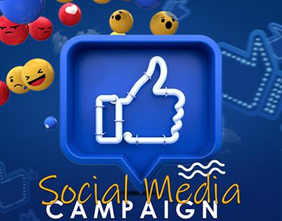 New Social Media Campaign