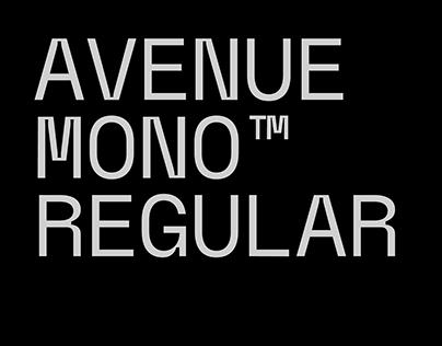 Avenue Mono