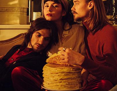 l'amour de trois