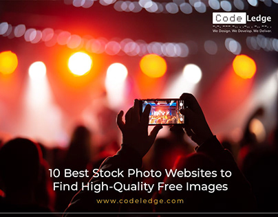 10 Best Stock Photo Websites to Find Free Images