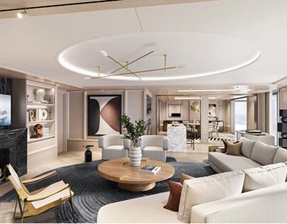 Studio Dado-Regent Seven Seas Cruises Grandeur