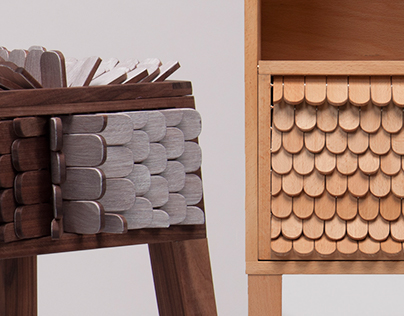 Alive furniture series