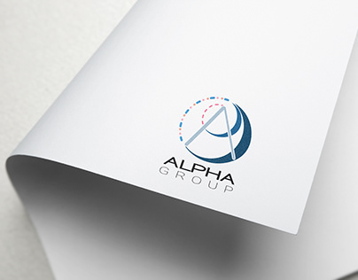 Creative A Letter Logo
