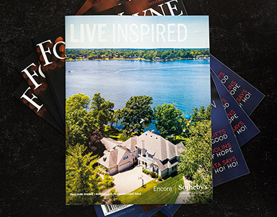 2019 Encore Sotheby's International Realty LIVE Book